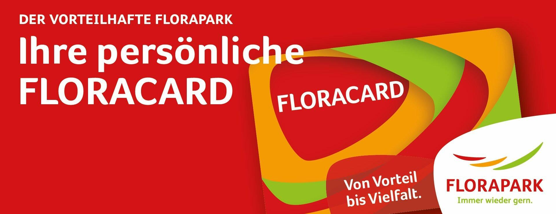 Das Center FLORACARD